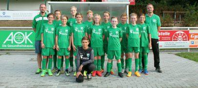 D1-Junioren Saison 2018-2019