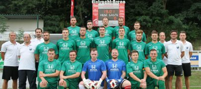 2018 Eintracht Wandlitz 1. Mnnermannschaft