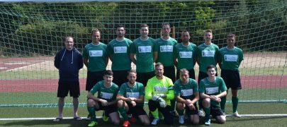2018 Eintracht Wandlitz 2. Mnnermannschaft